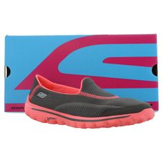 Skechers 13590 Go Walk 2 Trainer Gray