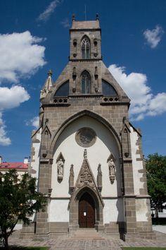 Michael Chapel -košice slovaki