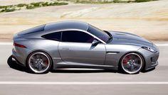 Jaguar F-Type Coupe (© Jaguar)