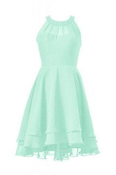 Homecoming Dress,Mint Green Homecoming Dresses,Sweet 16 Dress,Chiffon Homecoming Dress,Cocktail Dress