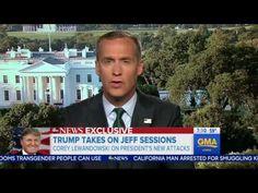 WATCH: Lewandowski Explains Trump Could Fire Mueller, Rosenstein | Daily Wire