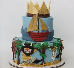 Where the Wild Things Are - now THAT's a cake!!