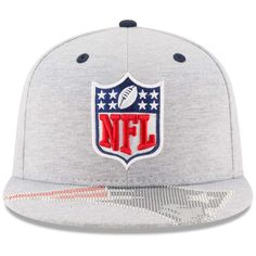 3f326ef40d89a Men s New England Patriots New Era Gray 2017 Mexico Game Dotted Print  59FIFTY Fitted Hat