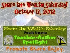 An Educator's Life: Share the Wealth Teacher-Author Spotlight- Andrea M. Bentley