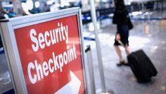 TSA broke into my checked baggage and damaged its contents #BaggageClaim, #TsaScreening