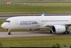 Airbus Industrie F-WXWB Airbus A350-941 aircraft picture