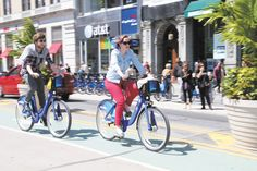 Transit Sam on Citi Bikes