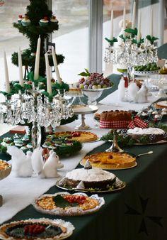 Un #buffetdiNatale davvero goloso!  A #Christmasbuffet really delicious!