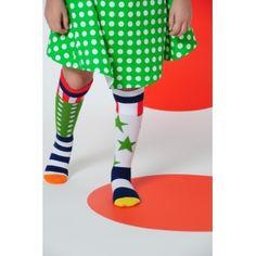 BOdeBO Knee Socks Choo1 - Lilla Mode