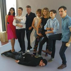 Gotham Cast - Entertainment Weekly @ SDCC 2015 [x]