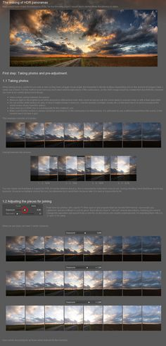 HDR panorama tutorial part.I. by =realityDream on deviantART