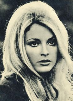 Sharon Tate -1960's - was eight-and-a-half months pregnant when she was murdered in her home, along with four others, by followers of Charles Manson on August 9, 1969.