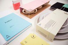 "Esther Li  |  http://estherlidesign.com ""Ambivert is a hypothetical brand that produces handmade items for an Ambivert. Ambivert products ..."