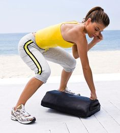 Maria Menounos shares four moves that keep her camera-ready. Do this routine three times a week, as well as at least four cardio workouts of up to one hour.