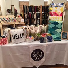 I'm at the Salem Holiday Market from noon to 6 pm today. Be sure to swing by to pick up last-minute gifts!