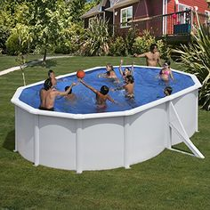 pool ohne aufblasen my home is my castle pinterest. Black Bedroom Furniture Sets. Home Design Ideas