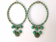 Quiroz Jewelry - hoop dangle earrings quirozjewelry.com
