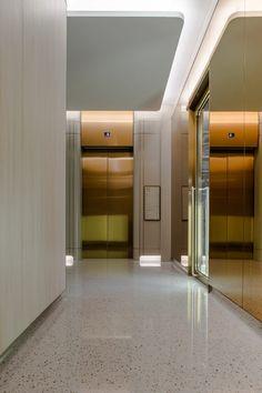 H Zentre — CL3 Retail Interior Design, Beauty Clinic, Workplace Design, Round Corner, Indoor Air Quality, Custom Design, Bathtub, Gallery, China