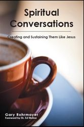 Spiritual Conversations is a quick read, with a fresh perspective on eternal conversations.   Twenty years in the making this book reflects my journey from frustration to joy in sharing my faith with those in my life. In this book you will discover biblical principles brought to life and practical discoveries from the front lines of ministry..