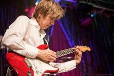 Eric Johnson.  Another top fav.  Magical tone and improvisational skills.