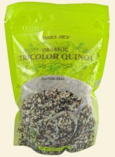 Trader Joe's List Nutty Quinoa