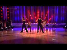 Ingo Rademacher and Kym Johnson & Tony Emma - Cha Cha Cha - Dancing with the Stars Season 16 Week 5