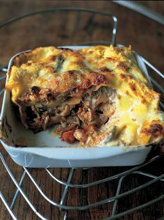 Simple Baked Lasagne | Beef Recipes | Jamie Oliver Recipes