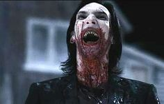 30 Days of Night Photo: zurial Scary Movie Characters, Scary Movies, Horror Movie Posters, Horror Films, 30 Days Of Night, The Munsters, Night Photos, Dracula, 30th