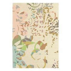Teppich Kodari Anemone - Schurwolle - Bunt - 200x300 cm