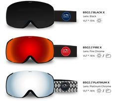 Magnetic, Unbreakable Snow Goggles, Built to Last by Blueprint Eyewear — Kickstarter