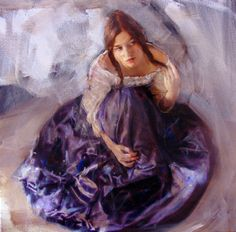 """Saatchi Online Artist: William Oxer; Acrylic, Painting """"Dreaming"""""""