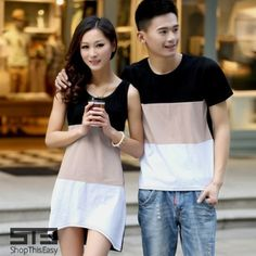 NEW ARRIVAL!  Simple Tri Color Couple Wear (Pair) for only ₱ 549.00  Click this link to Order: http://www.shopthiseasy.com/shops/simple-tri-color-couple-wear-d973d.html