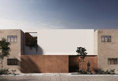 Estos son los mejores proyectos finales del curso en línea Taller de Diseño Arquitectónico 'Vivienda Unifamiliar',© Javier Vargas