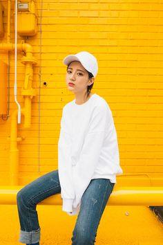 cool korean girl