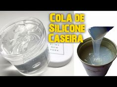 Cola de Silicone Caseira com 1 Material - YouTube Diy And Crafts, Arts And Crafts, Afro Art, Polymer Clay Art, Paper Mache, Handicraft, Decoupage, Stencils, Upcycle