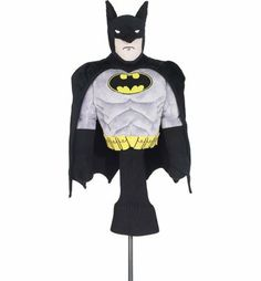 Batman Golf Head Cover