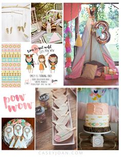 Design Boutique | Passionate + Creative Businesses | TRIBAL INVITATION COLLECTION + PARTY INSPIRATION
