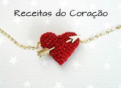Artesanato com amor...by Lu Guimarães: DIA DOS NAMORADOS: RECEITAS DO CORAÇÃO