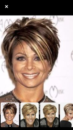 Show Robin Short Shaggy Haircuts, Shaggy Short Hair, Short Shag Hairstyles, Inverted Bob Hairstyles, Mom Hairstyles, Trendy Hairstyles, Short Grey Hair, Short Cropped Hair, Short Hair With Layers