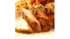 A whole turkey breast simmered in the slow cooker with a few simple pantry herbs and seasonings makes the perfect fix-it-and-forget-it holiday main dish.