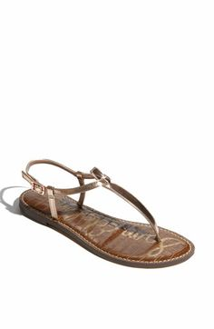 1d5b04c408aec Great summer sandal Sam Edelman  Gigi  Sandal available at  Nordstrom Sam  Edelman Gigi