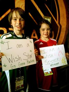 """98 percent of parents felt the wish experience gave them the opportunity to be a """"normal"""" family again. #WishImpact"""