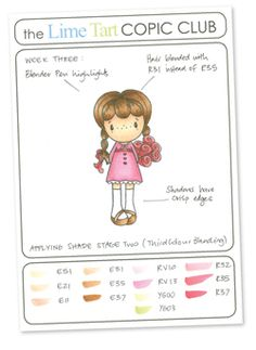 all about copic markers