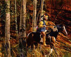 Apache Hunter by Jeremy Winborg kp