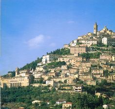 Visits Italy - Welcome to Umbria