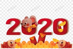 chinese new year 2020 Page Design, Web Design, Chinese New Year 2020, Digital Media Marketing, Year Of The Rat, Red Envelope, Book And Magazine, New Years Eve, Mobile Wallpaper
