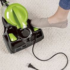 BISSELL Zing Bagless Canister Vacuum - 2156A : Target Canister Vacuum, Canisters, Vacuum Bags, Hard Floor, How To Clean Carpet, Cord, Target, Green, House