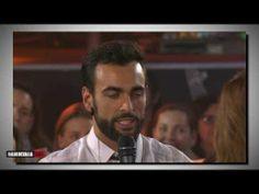 ▶ Backstage di Marco Mengoni a RadioItaliaLive 2013 - YouTube