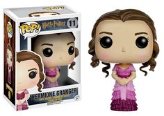 POP! Movies: Harry Potter - Hermione Granger Yule Ball for Collectibles | GameStop