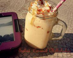 Sweet 'n' Savory Eats: Salted Caramel Milkshakes